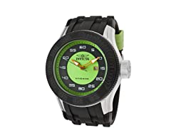 Men's Pro Diver Green/Black Watch