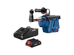 Bosch SDS Bulldog Dust Extractor Kit
