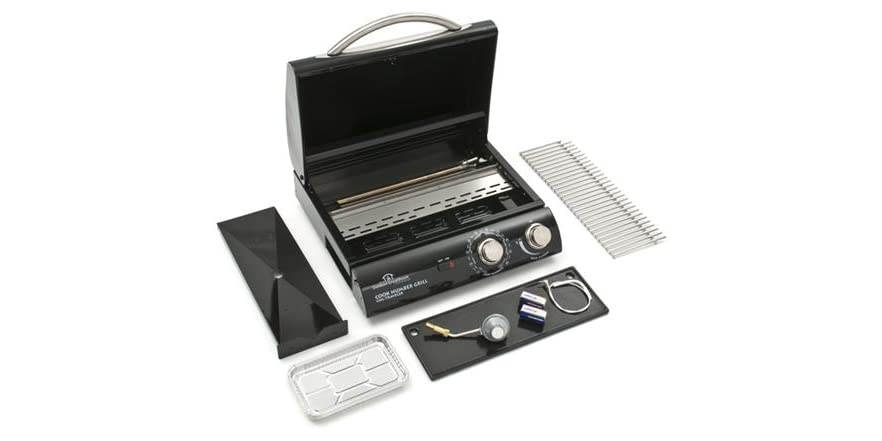 """The Outdoor GreatRoom Company 20"""" Cook Number Portable Grill"""