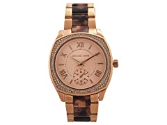 Michael Kors MK6276 Gold-Tone Watch