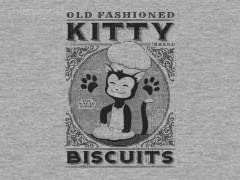 Old Fashioned Kitty Biscuits