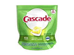 Cascade ActionPacs, 32 ct