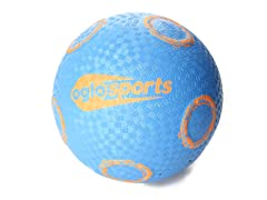 OGLO Blue/Orange Grip Ball