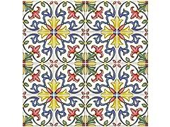 Tuscan Tile Backsplash