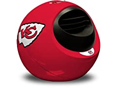 Kansas City Chiefs Helmet Heater