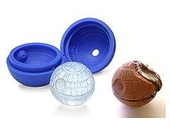 Star Wars Death Star Ice Sphere
