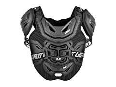 Chest Protector-Black-Adult