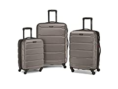Samsonite Omni Hardside Expandable Luggage, 3-Piece Set