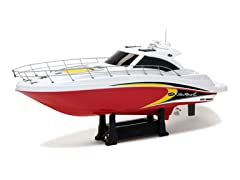 "18"" Sea Ray R/C FF Boat - Red"