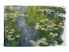 Le Bassin Aux Nympheas by Claude Monet