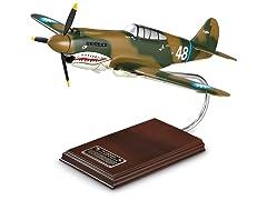 1/24th Scale P-40B Tomahawk