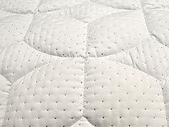 Perfect Fit Pin Dot Mattress Pad