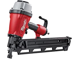 "Milwaukee Pneumatic 3-1/2"" Framing Nailer"