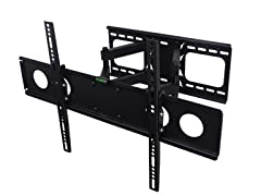 "Full Motion Wall Mount for 37-90"" TVs"