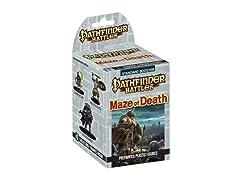 Pathfinder Battles Maze of Death 4 Minis