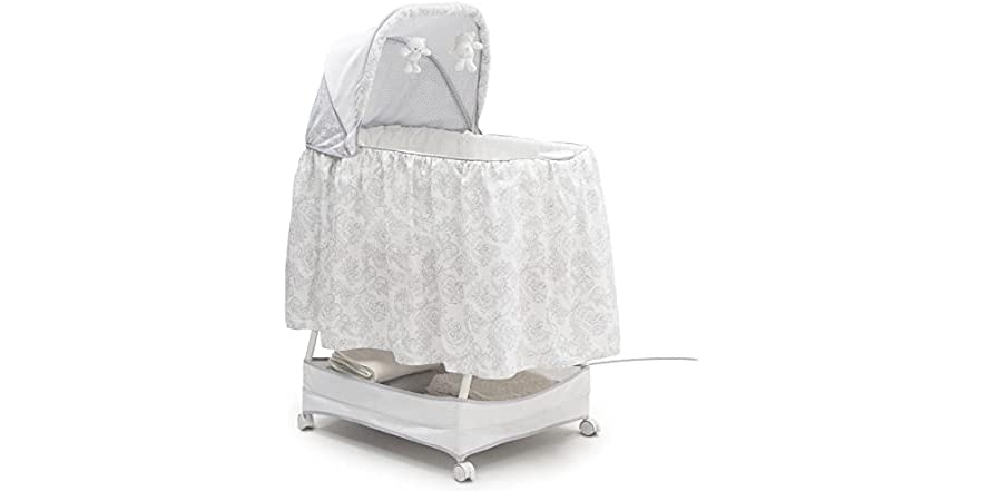 Bedside Baby Bassinet Portable Crib