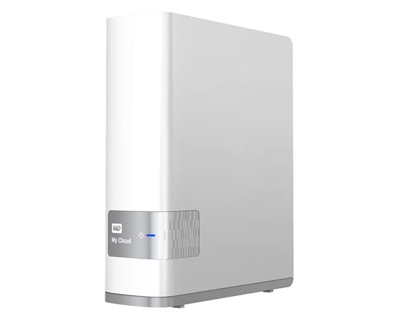 WD My Cloud 5TB Personal Cloud NAS
