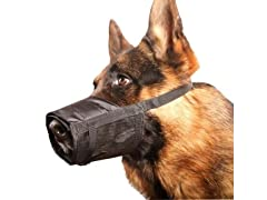 Adjustable Dog Grooming Muzzle Small