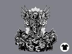 Camisa de los Muertos Remix