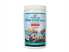 Enzymatic Pond Cleaner Barley, 1-Pound
