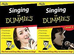 eMedia Singing For Dummies Deluxe