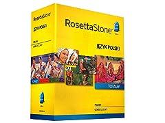 Rosetta Stone Polish - Levels 1-3