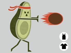 Avocadoken