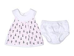 Kyle & Deena 2-Pc Anchor Dress