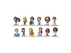 Disney Princess 12 Dolls