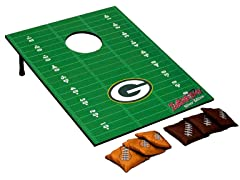 Green Bay Packers Tailgate Toss Game