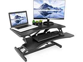 VIVO Standing Desks & Anti-Fatigue Mat
