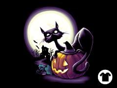 Halloween Tableau