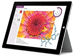 "Microsoft Surface 3 10"" 64GB Tablet"