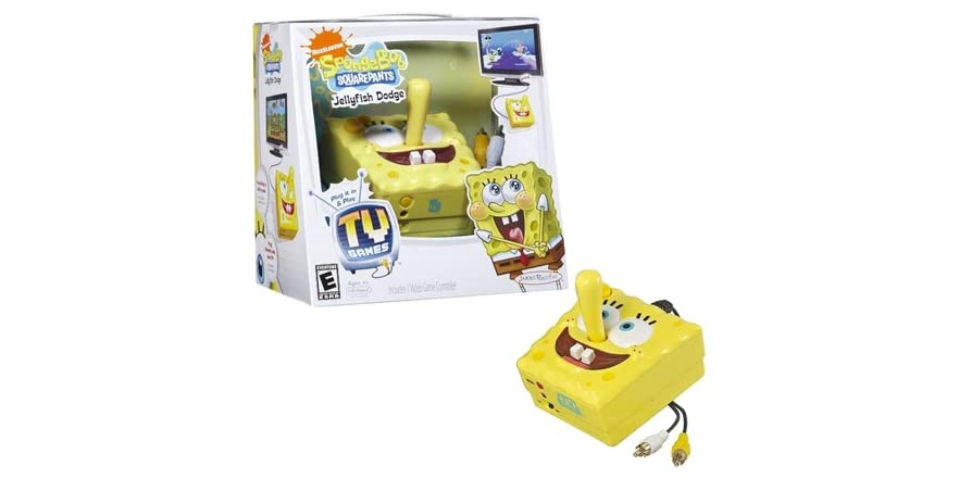 Best Spongebob Toys For Kids : Spongebob squarepants video game kids toys