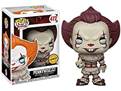 Funko It Pennywise Pop Vinyl Figure, Chase