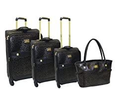 Southampton 4pc Set-Black