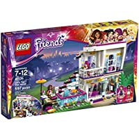 Deals on LEGO Friends Livis Pop Star House 41135
