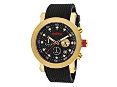 Red Line 18101VD-YG-01 Compressor Chronograph