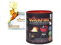Quickfire Fire Starter - 50 Pack