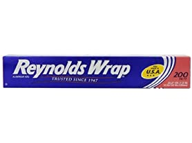 Reynolds Wrap Aluminum Foil 200 Sq Ft.