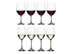 Spiegelau Vino Grande Bordeaux and White Wine Glass 4 each