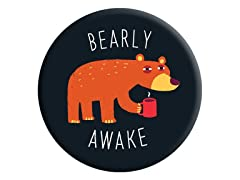 Bearly Awake PopSocket
