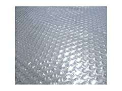 18' Solar Blanket - Round Above Ground Pool, Clear