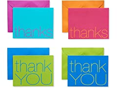 American Greetings Thank You Cards 50 Count