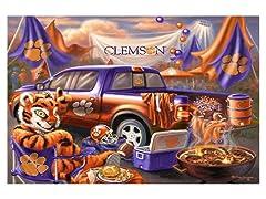 Clemson  -  Tailgate