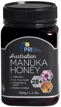Australian Manuka Honey 25+ 500g/1.1 lbs