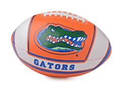 "Gators 8"" Softee Football"