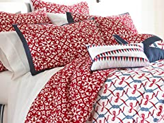 8pc Comforter Set - Nautical - 3 Sizes