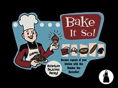Bake It So! Apron