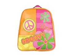 Stephen Joseph Peace Go Go Backpack